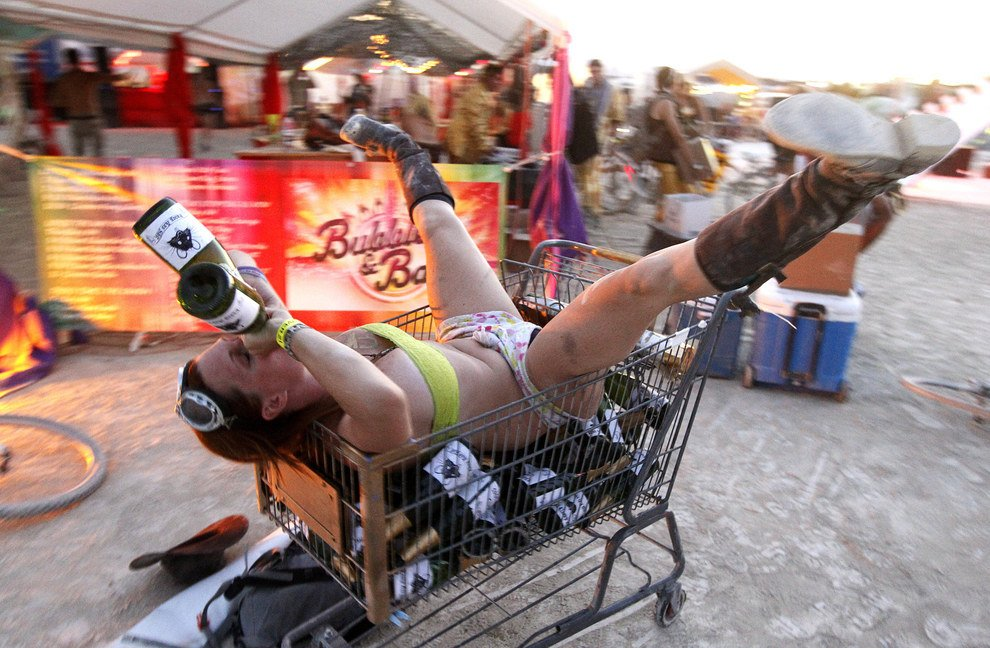 Burning Man - Black Rock Desert in Nevada (24)