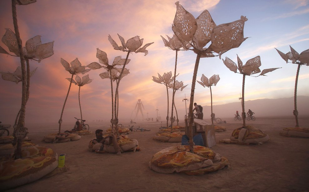 Burning Man - Black Rock Desert in Nevada (19)
