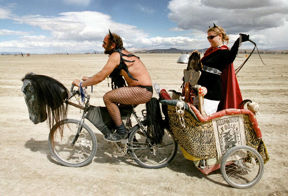 Burning Man - Black Rock Desert in Nevada (14)