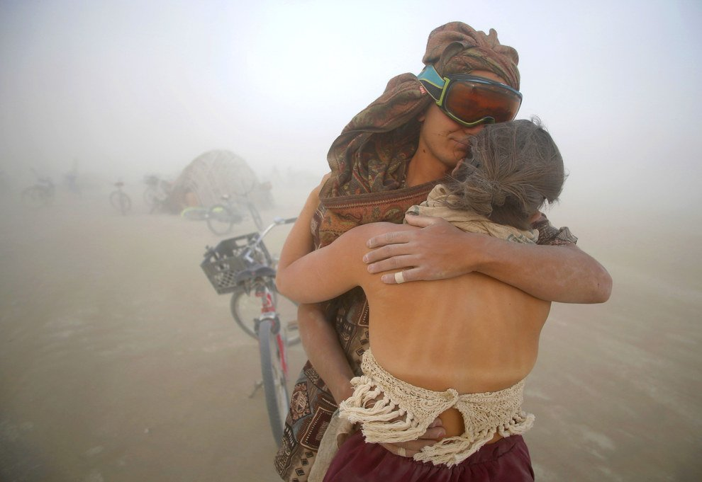 Burning Man - Black Rock Desert in Nevada (6)
