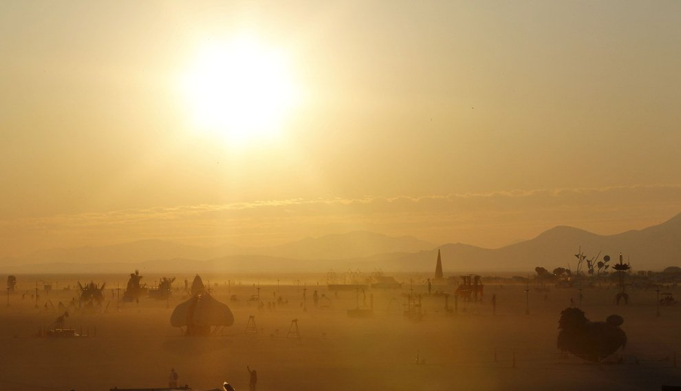 Burning Man - Black Rock Desert in Nevada (5)