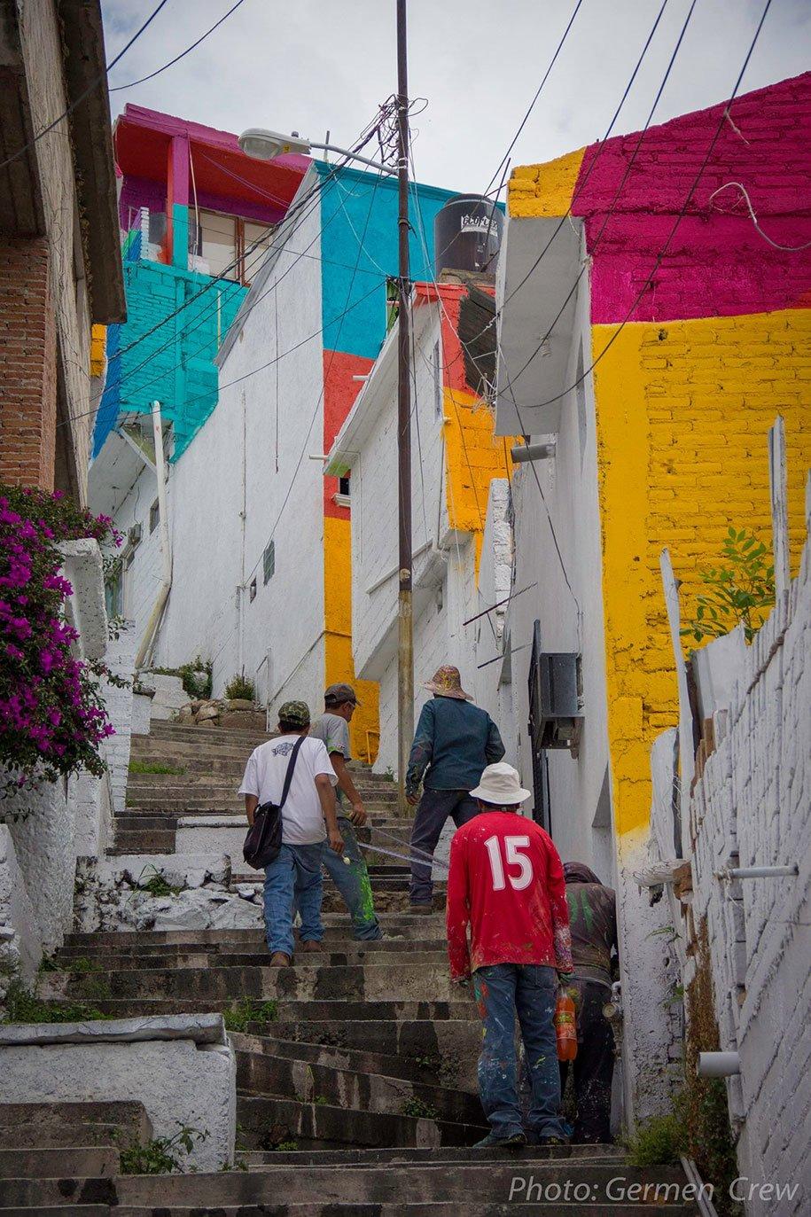 Cultural Awareness Street Art - Mexico (8)