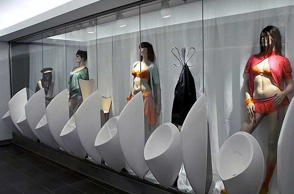 These Unique and Creative Toilet and Urinal Designs (4)