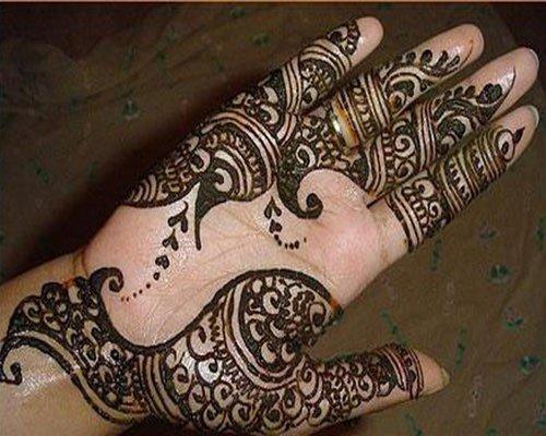 Asian Famous Mehndi Designs For Hand Finger (38)