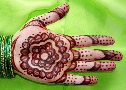 Asian Famous Mehndi Designs For Hand Finger (28)