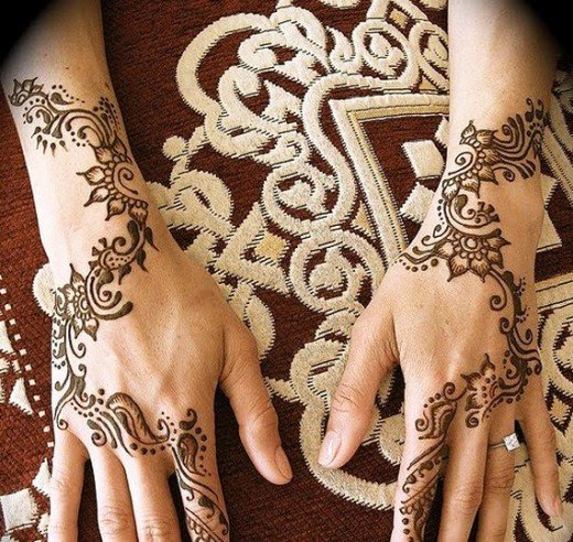 Asian Famous Mehndi Designs For Hand Finger (27)
