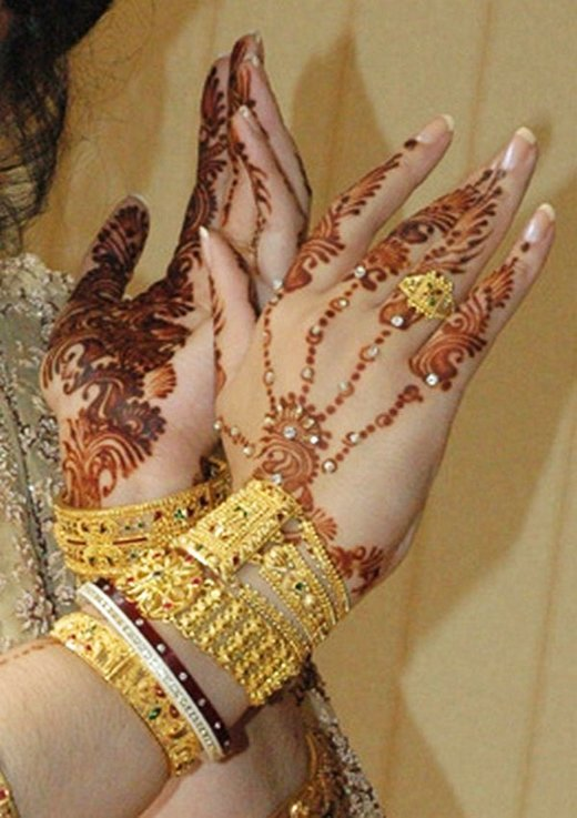 Asian Famous Mehndi Designs For Hand Finger (25)