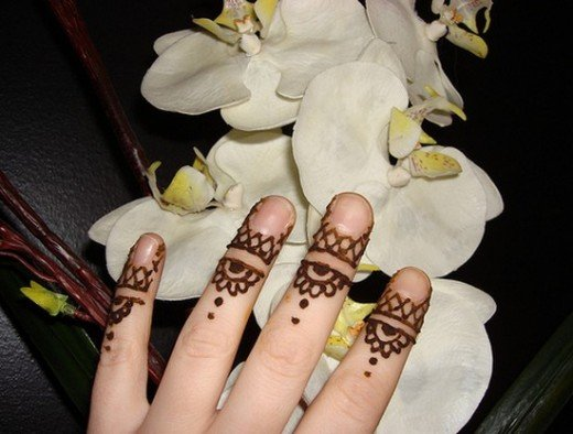 Asian Famous Mehndi Designs For Hand Finger (20)