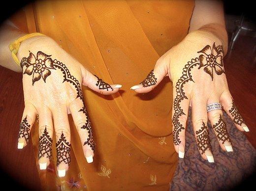 Asian Famous Mehndi Designs For Hand Finger (19)