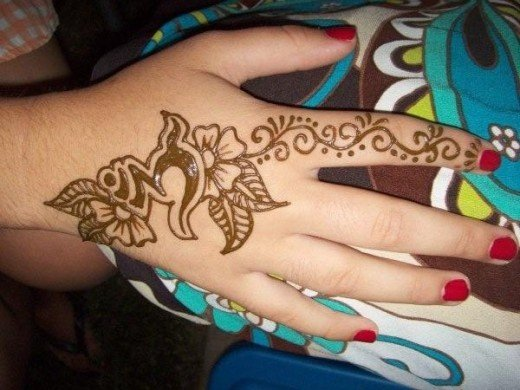 Asian Famous Mehndi Designs For Hand Finger (14)