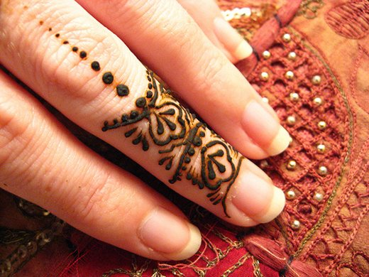 Asian Famous Mehndi Designs For Hand Finger (11)