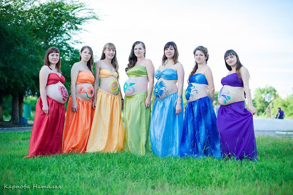 Pregnant Women Photography (4)