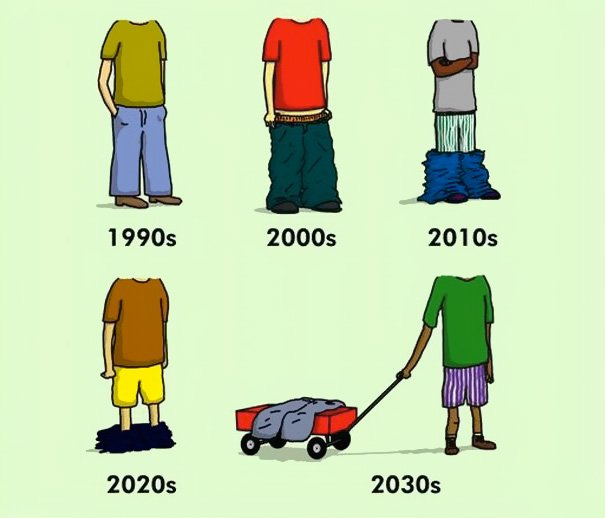 Best and worst world can changed - Funny Illustrations (14)