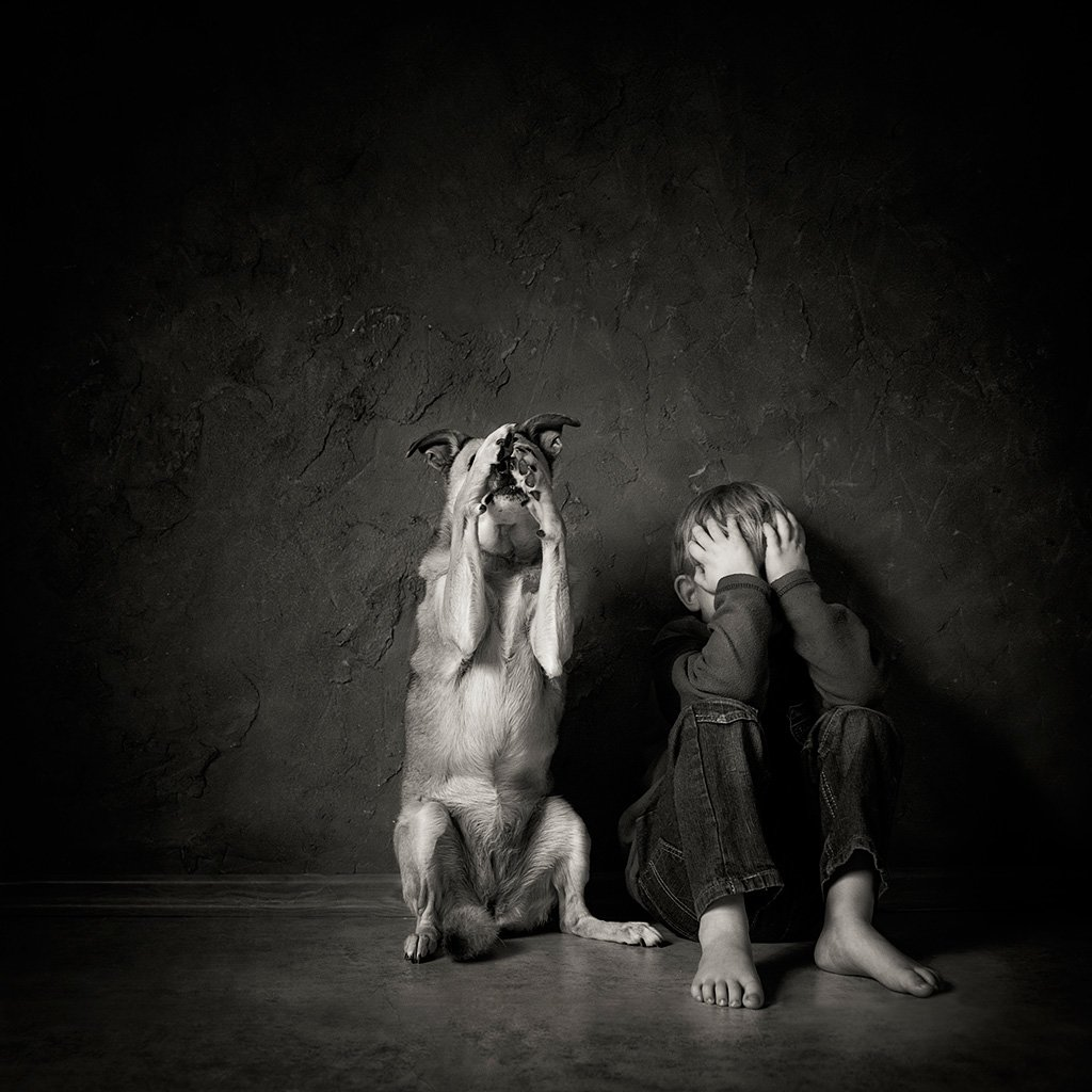 Children And Animals Photography Contest (41)