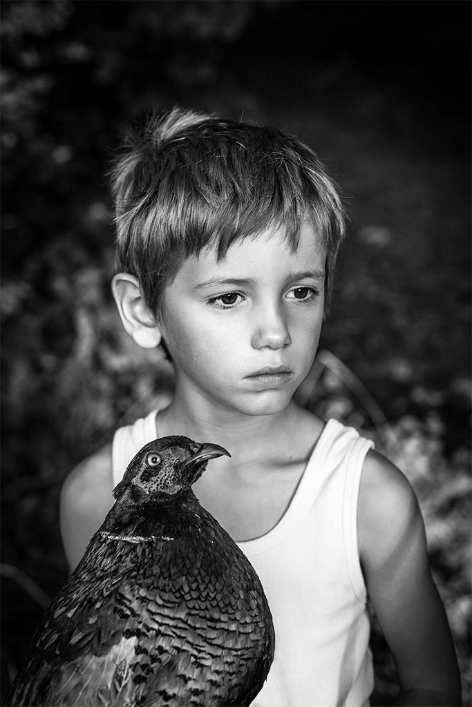 Children And Animals Photography Contest (32)