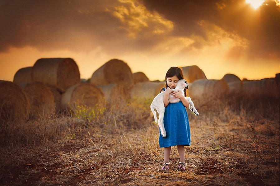 Children And Animals Photography Contest (26)