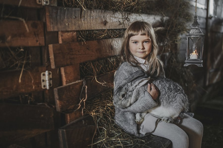 Children And Animals Photography Contest (18)