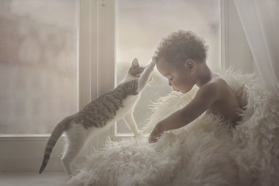 Children And Animals Photography Contest (38)