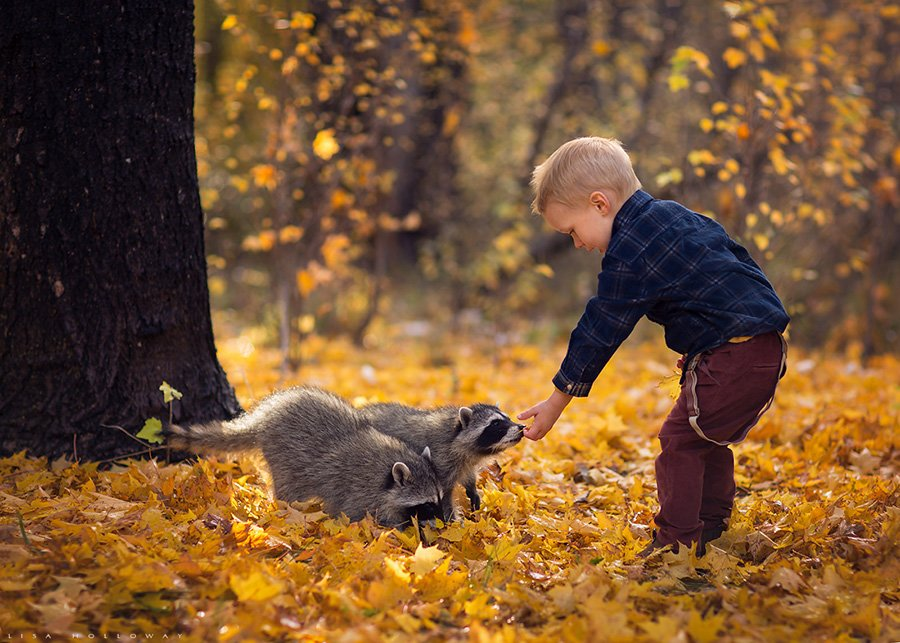 Children And Animals Photography Contest (10)