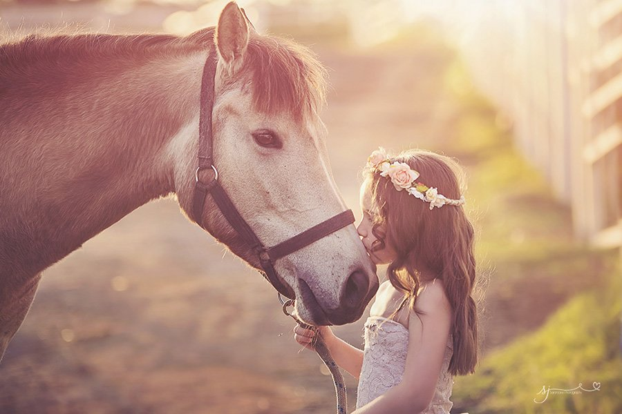 Children And Animals Photography Contest (6)