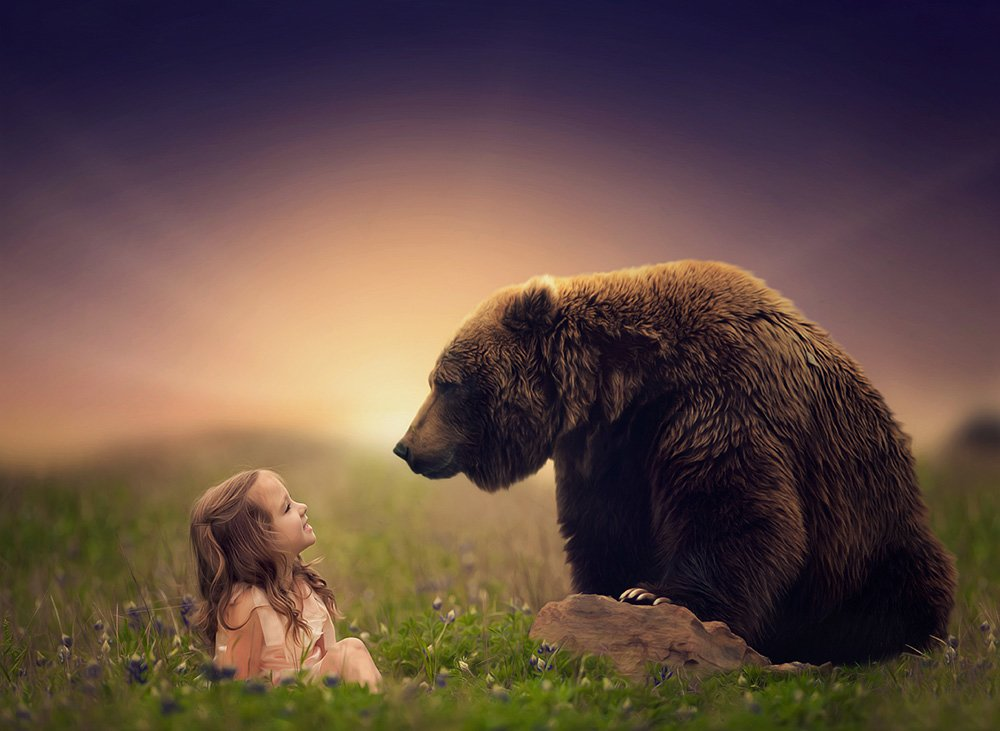 Children And Animals Photography Contest (34)