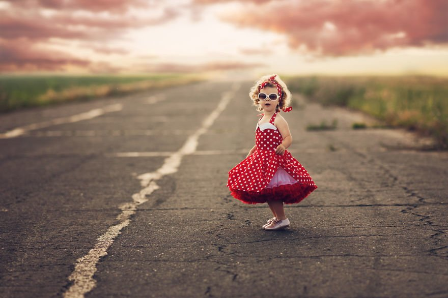 Gorgeous Costumes For Cute Baby Created By Mother (12)