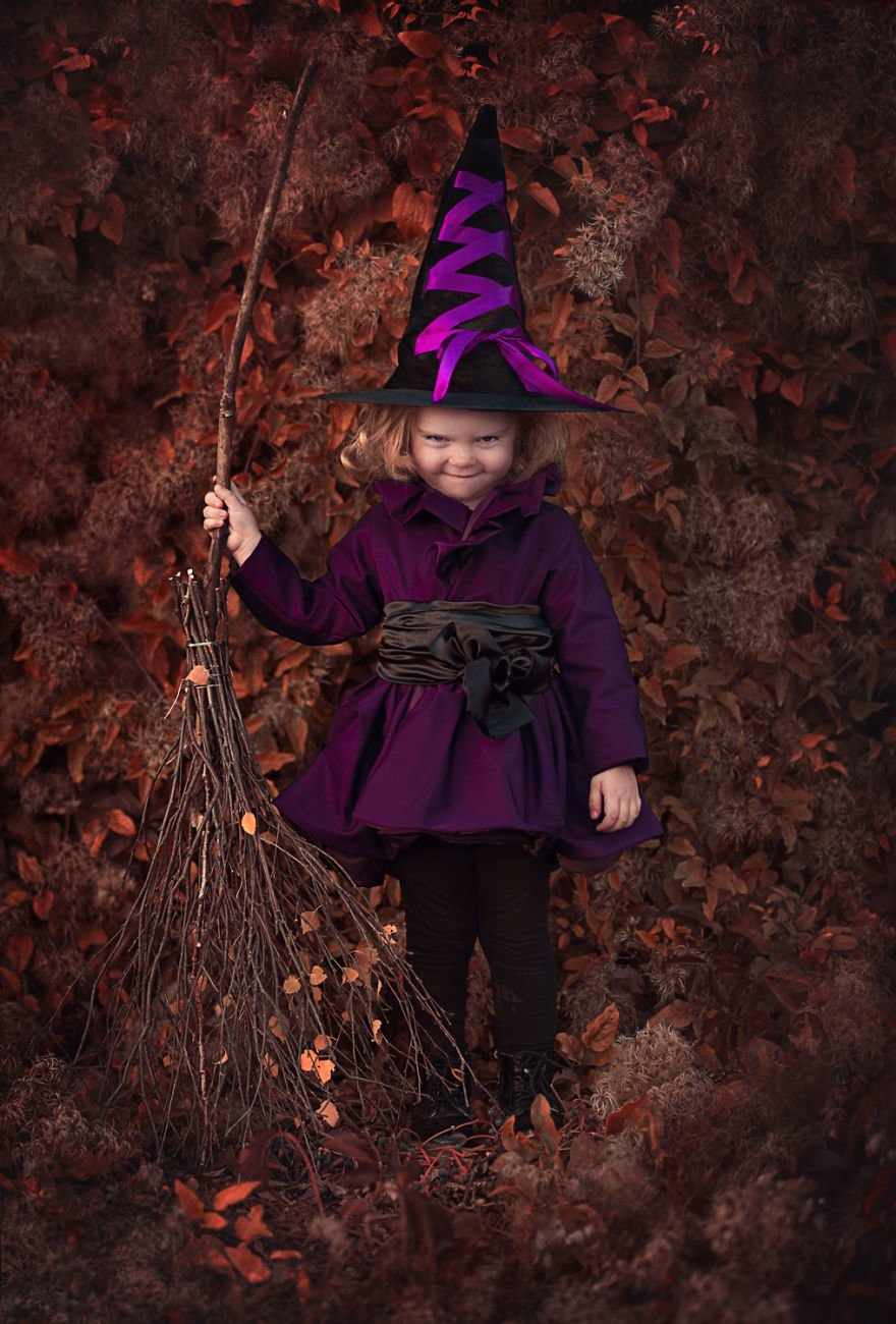 Gorgeous Costumes For Cute Baby Created By Mother (6)