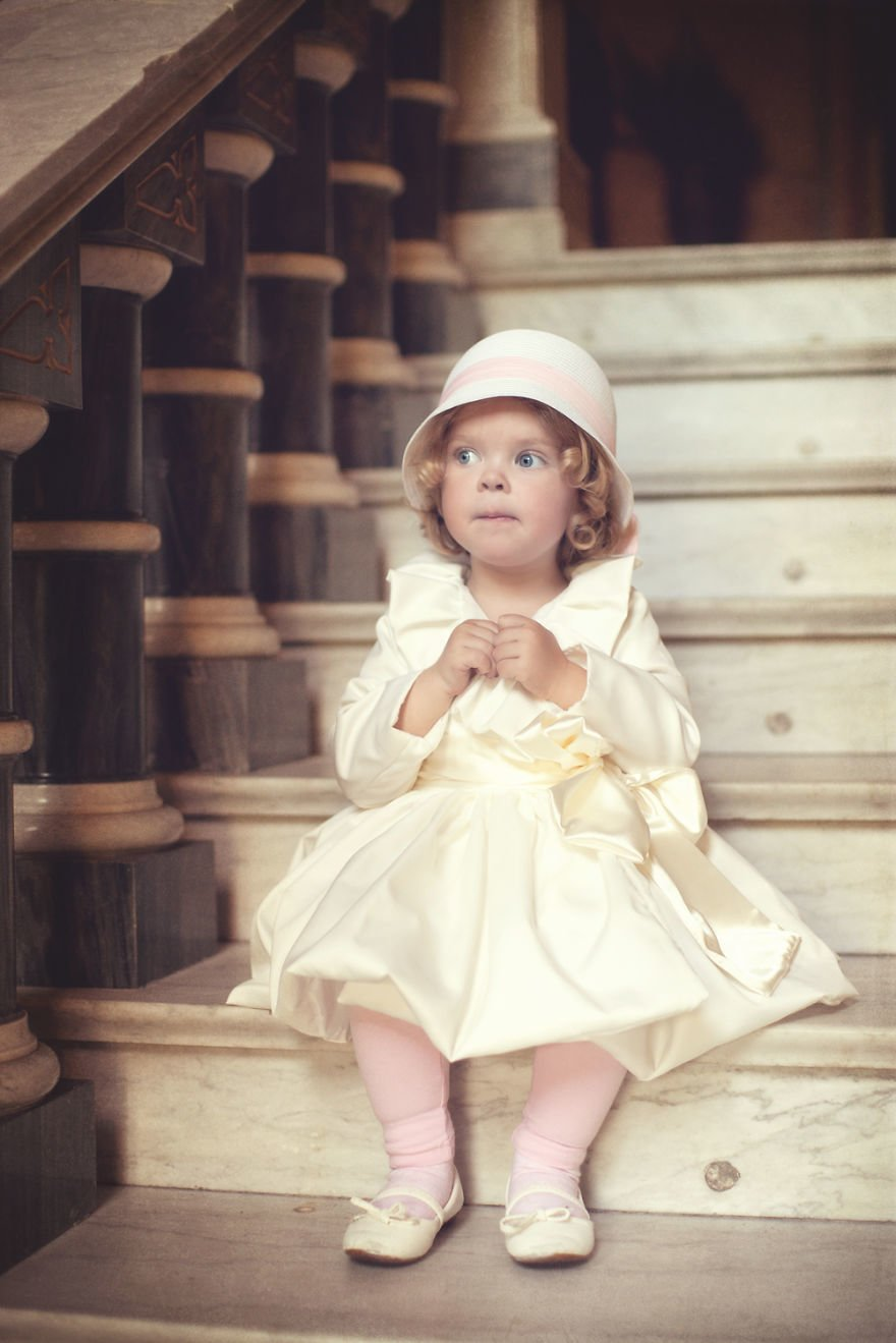 Gorgeous Costumes For Cute Baby Created By Mother (5)