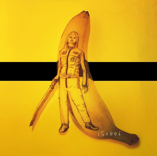 Beautiful Banana carving Art (13)